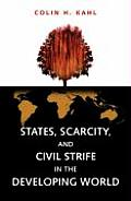 States Scarcity & Civil Strife in the Developing World