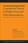 Computational Aspects of Modular Forms and Galois Representations: How One Can Compute in Polynomial Time the Value of Ramanujan's Tau at a Prime