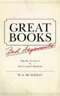 Great Books Bad Arguments Republic Leviathan & The Communist Manifesto