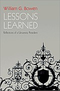 Lessons Learned Reflections of a University President