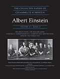 The Collected Papers of Albert Einstein, Volume 13. (English): The Berlin Years: Writings & Correspondence, January 1922 - March 1923