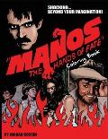 Manos the Hands of Fate Adult Coloring Book