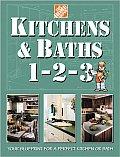 Kitchens & Baths 1 2 3