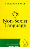 A Z Of Non Sexist Language