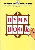 Complete Organ Player Hymn Book