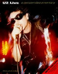 U2 Live A Concert Documentary New Edition