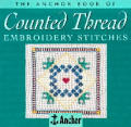 Anchor Book Of Counted Thread Embroidery