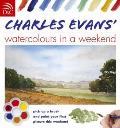 Watercolors in a Weekend