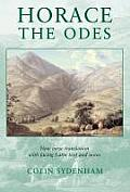 Horace: The Odes: Latin Text, Facine Verse Translation, and Notes