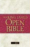 Bible Kjv Open