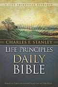 Bible NKJV Life Principles Daily Bilbe New King James Version