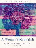 Womans Kabbalah Kabbalah For The 21st