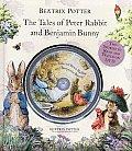 Tales of Peter Rabbit & Benjamin Bunny With DVD