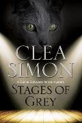 Stages of Grey A Feline Filled Academic Mystery