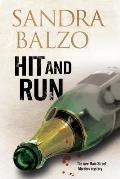 Hit and Run: A Cozy Mystery Set in the Mountains of North Carolina
