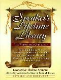 Speakers Lifetime Library Rev & Exp