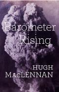 Barometer Rising Penguin Modern Classics Edition