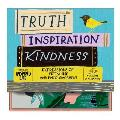 Anne Bentley Inspired Life: Truth, Inspiration, Kindness Greeting Assortment Notecards