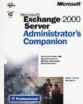 Microsoft Exchange 2000 Server Administrators C