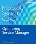 Microsoft System Center Optimizing Service Manager