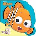 Finding Nemo Fish School
