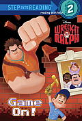 Wreck It Ralph Step into Reading Disney Wreck It Ralph