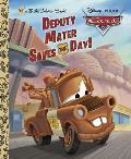 Disney Deputy Mater Saves the Day Disney Pixar Cars