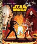 Star Wars Revenge of the Sith Star Wars Little Golden Book