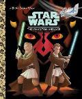 Star Wars The Phantom Menace Star Wars Little Golden Book