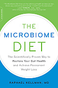 Microbiome Diet The Scientifically Proven Way to Restore Your Gut Health & Achieve Permanent Weight Loss