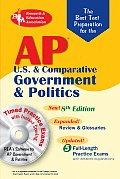 AP U.S. & Comparative Government & Politics with CDROM (Test Preps)