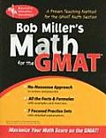 Bob Millers Math For The Gmat