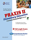 Praxis II Elementary Ed Content Knowledge 0014 Rea
