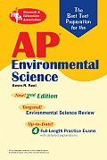 AP Environmental Science 2nd Ed. (Rea) - The Best Test Prep for the AP