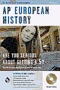 AP European History W/ CD-ROM (Rea)