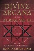 The Divine Arcana of the Aurum Solis: Using Tarot Talismans for Ritual & Initiation