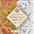 Hidden Mandala Coloring Book Inspired by the Sacred Designs of Italy
