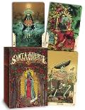 Santa Muerte Tarot Deck Book of the Dead