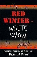 Red Winter-White Snow