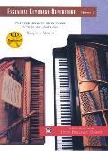 Alfred Masterwork Edition: Essential Keyboard Repertoire    Essential Keyboard Repertoire, Vol 2