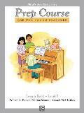 Alfreds Basic Piano Prep Course Lesson Book Level F