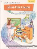 Alfred's Basic Piano Library||||Alfred's Basic All-in-One Course, Bk 3