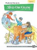 Alfred's Basic Piano Library All-in-One Course Book 2