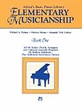 Musicianship Book Elementary Musicianship