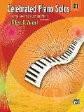 Celebrated Piano Solos, Bk 1