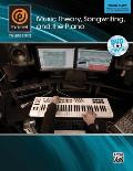 Music Theory, Songwriting, and the Piano: Work Flow: Producing, Composing, and Recording Projects [With DVD]