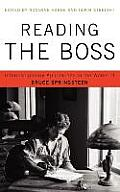 Reading the Boss: Interdisciplinary Approaches to the Works of Bruce Springsteen