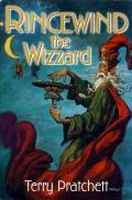 Rincewind The Wizzard: Discworld: The Colour of Magic / The Light Fantastic / Sourcery / Eric
