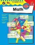Math 100+series Grades 3 4
