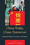 Where Is China Headed: Three Depb